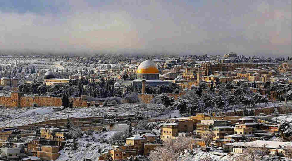 Kota Tua di Jerusalem