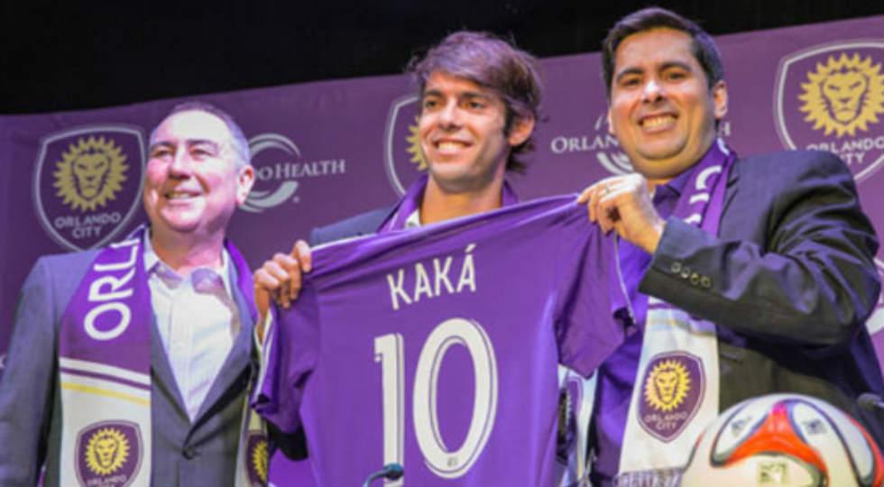 Ricardo Kaka ke MLS